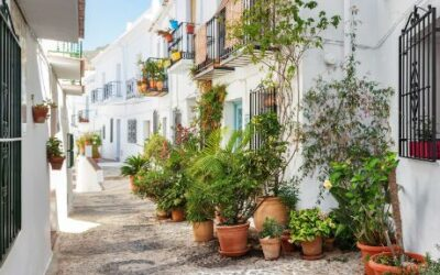 Watercolour Painting Holiday at Millers of Frigiliana, Spain – 15th to 22nd February 2021